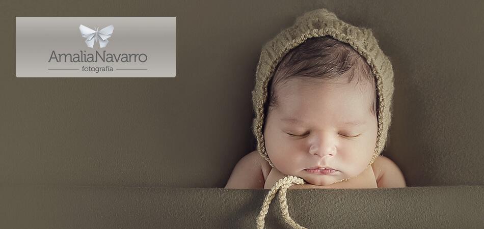 Web de fotografía infantil de Amaia Navarro