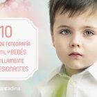 👶 10 webs de fotografía infantil y bebés creativa, espontánea y llena de ternura.