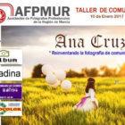 En Arcadina colaboramos con el taller de Ana Cruz que organiza Afp Murcia el próximo 10 de enero.