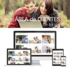 Muestra, entrega y vende tus fotos en privado con el área de clientes de tu web