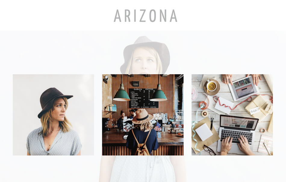 Nuevo diseño web Arizona