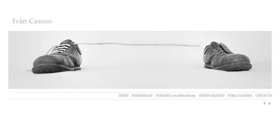 IVAN CASUSO - Diseñador digital que fusiona con la fotografía