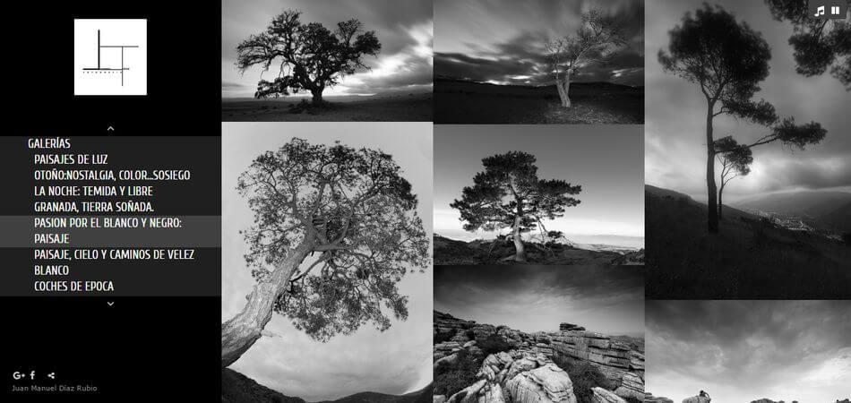 Juanma Díaz - Pasión por la fotografía en blanco y negro