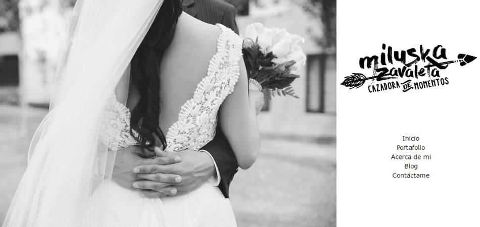 Miluska Zavaleta - Fotografía de boda y retrato