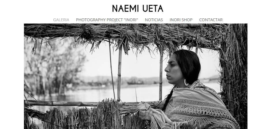 NAEMI UETA - Una artista y fotógrafa japonesa afincada en Granada
