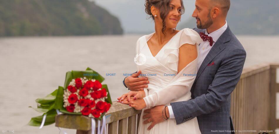 FOTOGRAFI MATRIMONIO SITI WEB