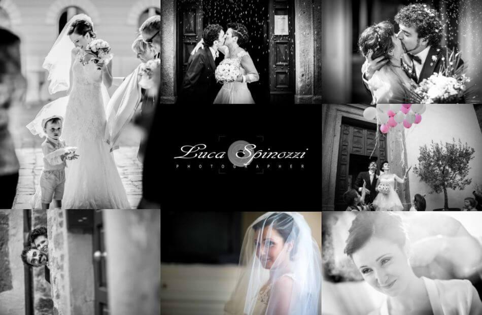 Luca Spinozzi - Siti web di fotografi matrimonialisti