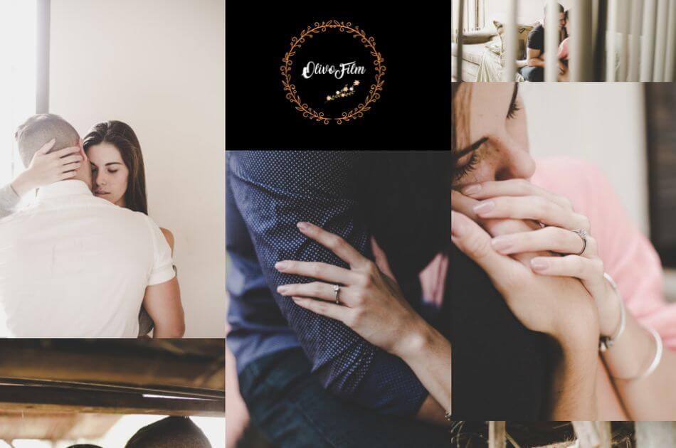 Olivo Film - Siti web di fotografi matrimonialisti