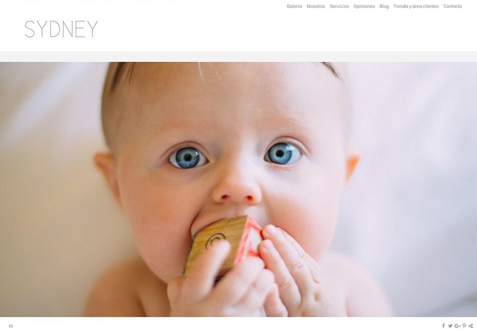 Diseño web Sydney