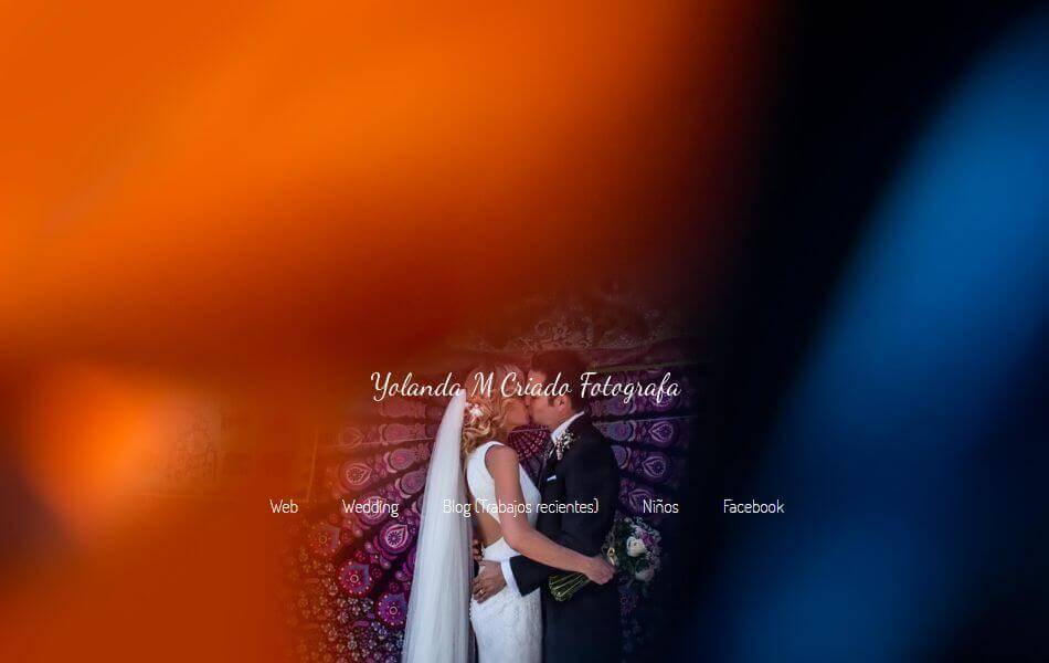 Fotógrafo especializado en fotoperiodismo de boda
