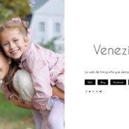 El diseño web VENEZIA se renueva con un nuevo look ideal para fotografía y vídeo