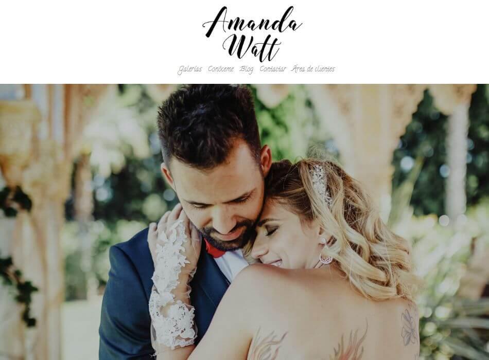 Webs de fotoperiodismo de boda