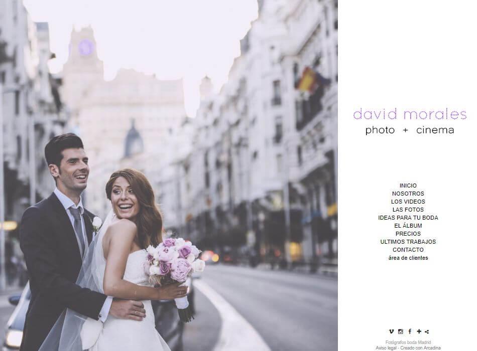 Fotoperiodismo y videografo de bodas