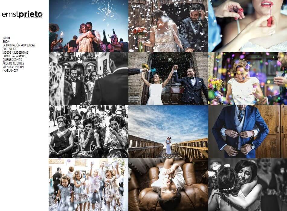 Fotografia periodistica de bodas