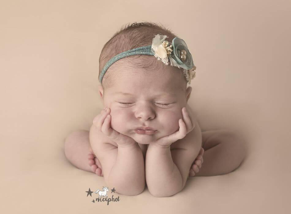 Ejemplo de webs de fotógrafos newborn