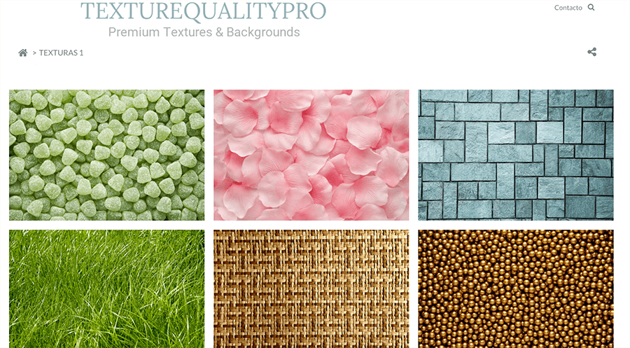 Venta de texturas para tus proyectos o productos
