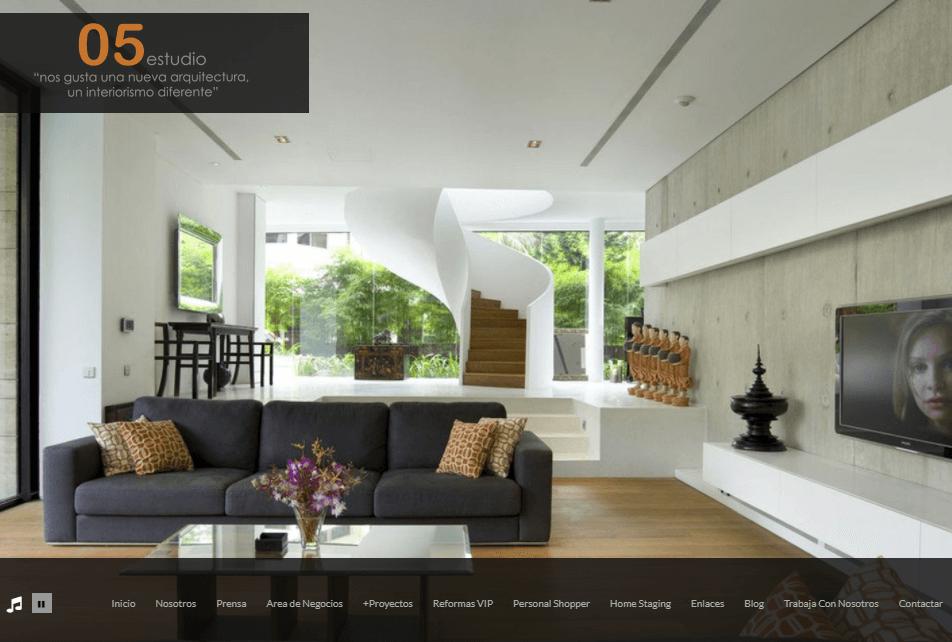 05 Estudio Arquitectura e Interiorismo - Toledo y Madrid