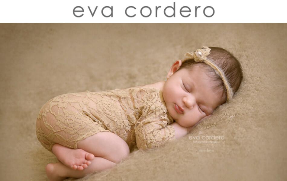 Diseño web para fotógrafo de bebés