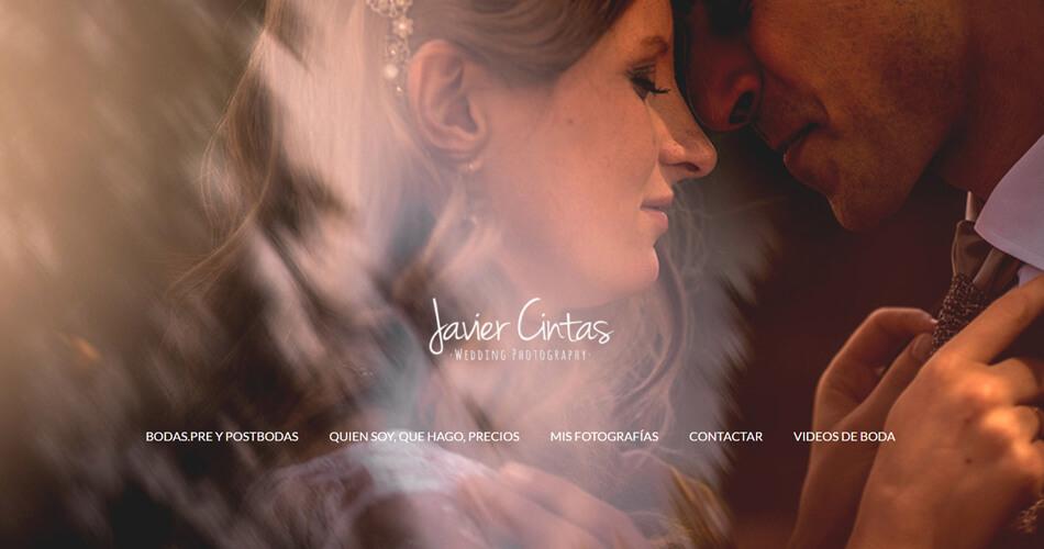 web de fotógrafo de bodas en Extremadura