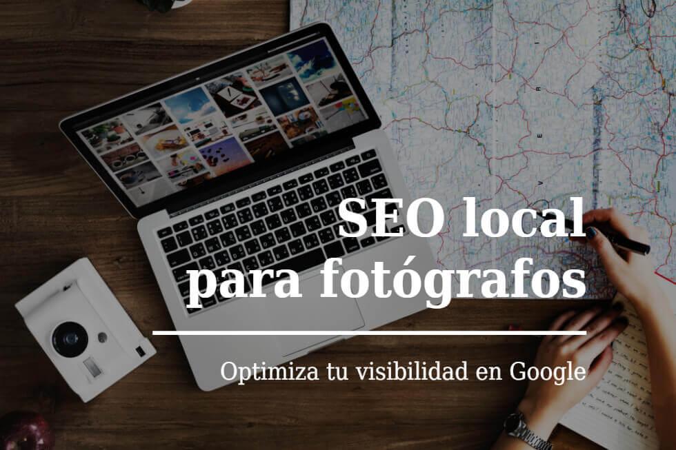 Seo local para fotógrafos