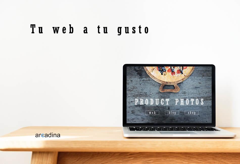 Crea una web para fotógrafo o creativo en 5 minutos