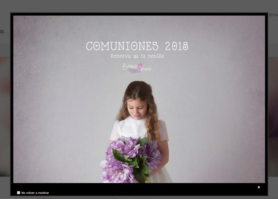 Fotógrafos de Valencia en comuniones