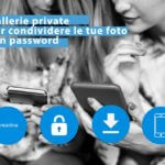Gallerie private per condividere le tue foto con password