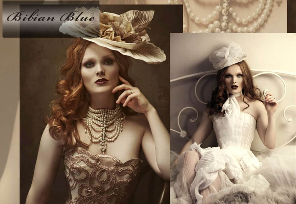 Bibiana Berenguer - Diseñadora de moda y confección de corsetería prêt-a-porter