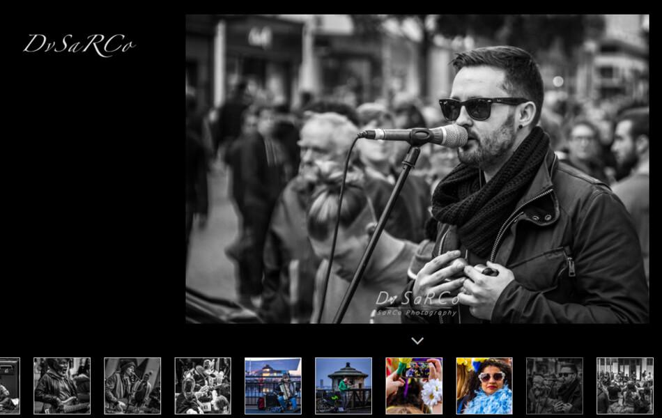 Nueva galería de fotos y vídeo 'SlideShow'