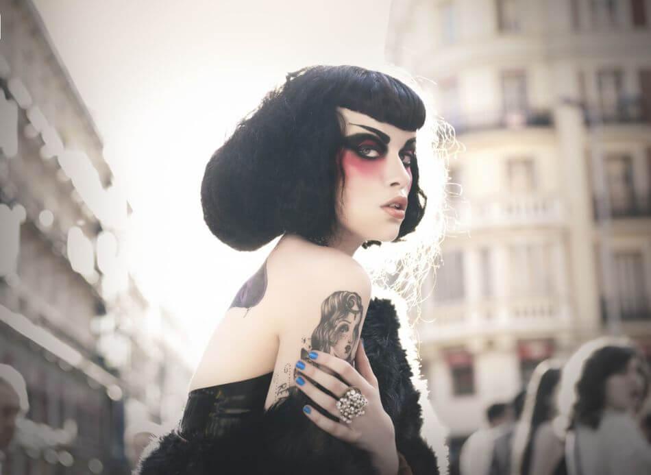 Rebeca Saray - Fotografía de moda y creativa