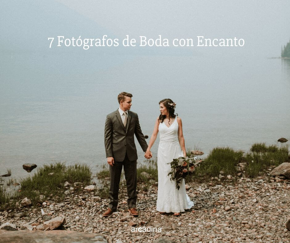7 fotógrafos de boda con encanto