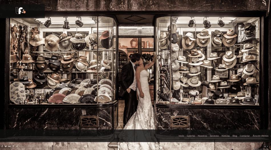 Dani Sousa fotógrafo de boda