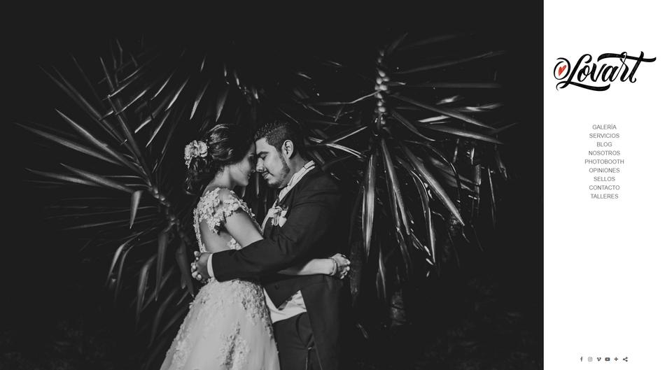 Lovart fotógrafos de boda