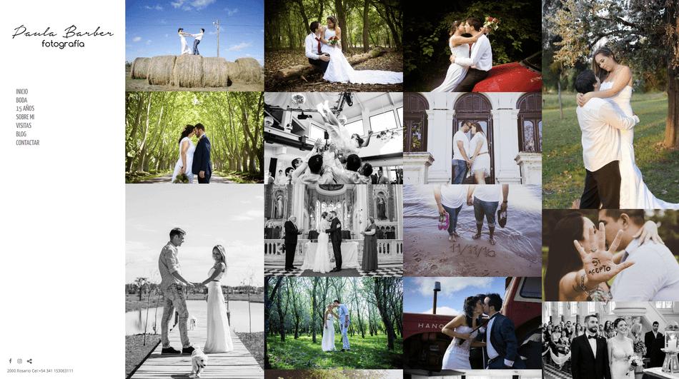 Paula Barber fotógrafa de boda