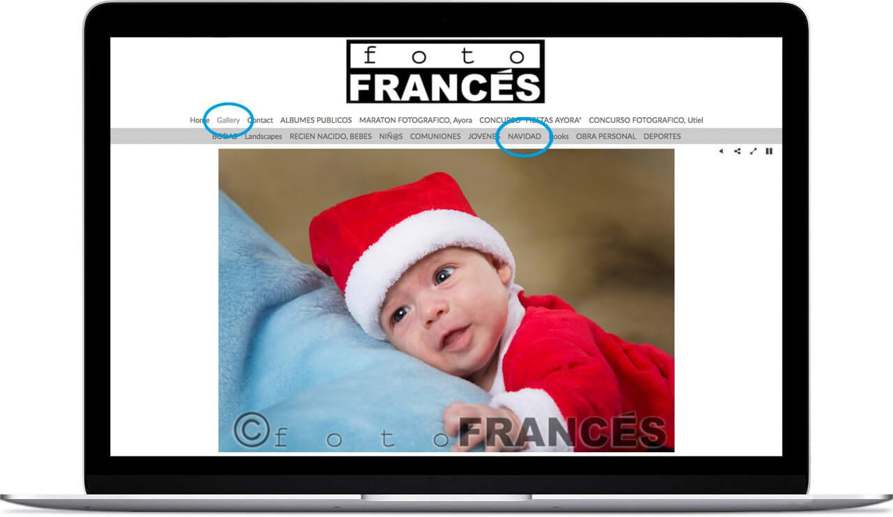 Galería fotográfica de Foto Francés