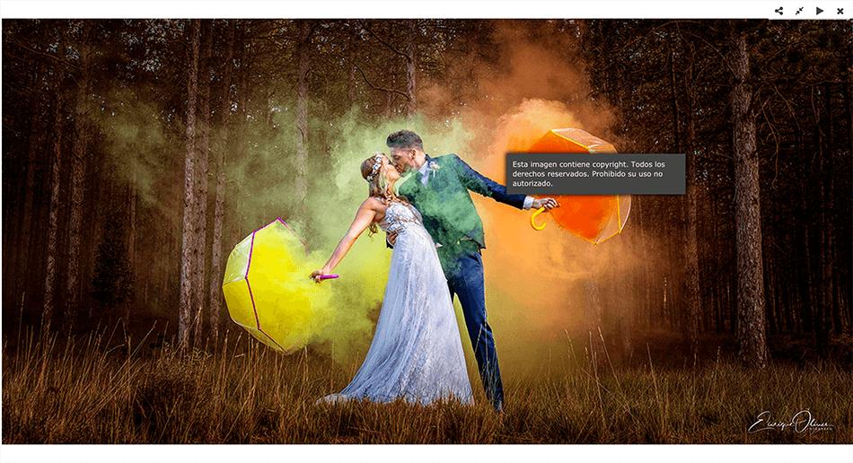 Copyright en las fotografías