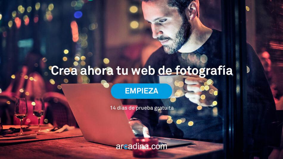 Crear una web de fotografía con tienda online