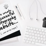 💡 How to create a successful photography website