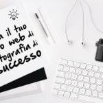 💡 Come creare un sito di fotografia di successo