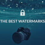 The most-used watermarks by photographers 🌊