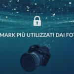 I watermark più utilizzati dai fotografi 🌊