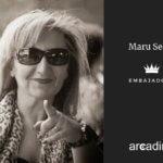 Maru Serra es nueva embajadora de Arcadina