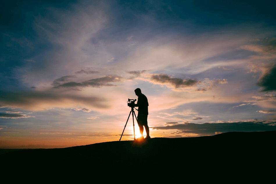 Creare un sito web creativo o di fotografia di qualità