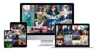 Crear una página web de fotografía