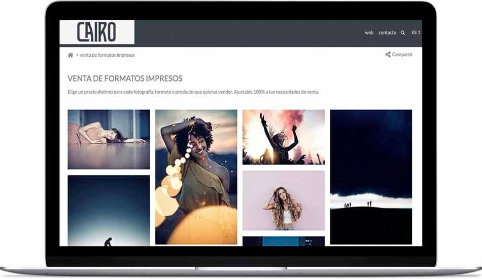 Cómo optimizar el tamaño de las fotos de tu web