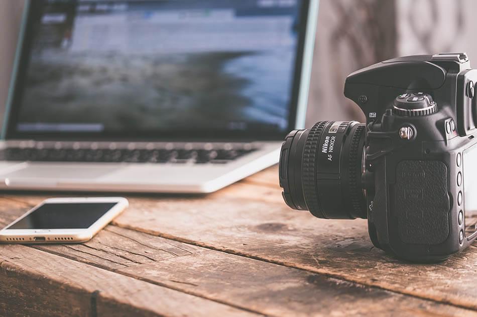 Come vendere le mie immagini in una rete di fotografia