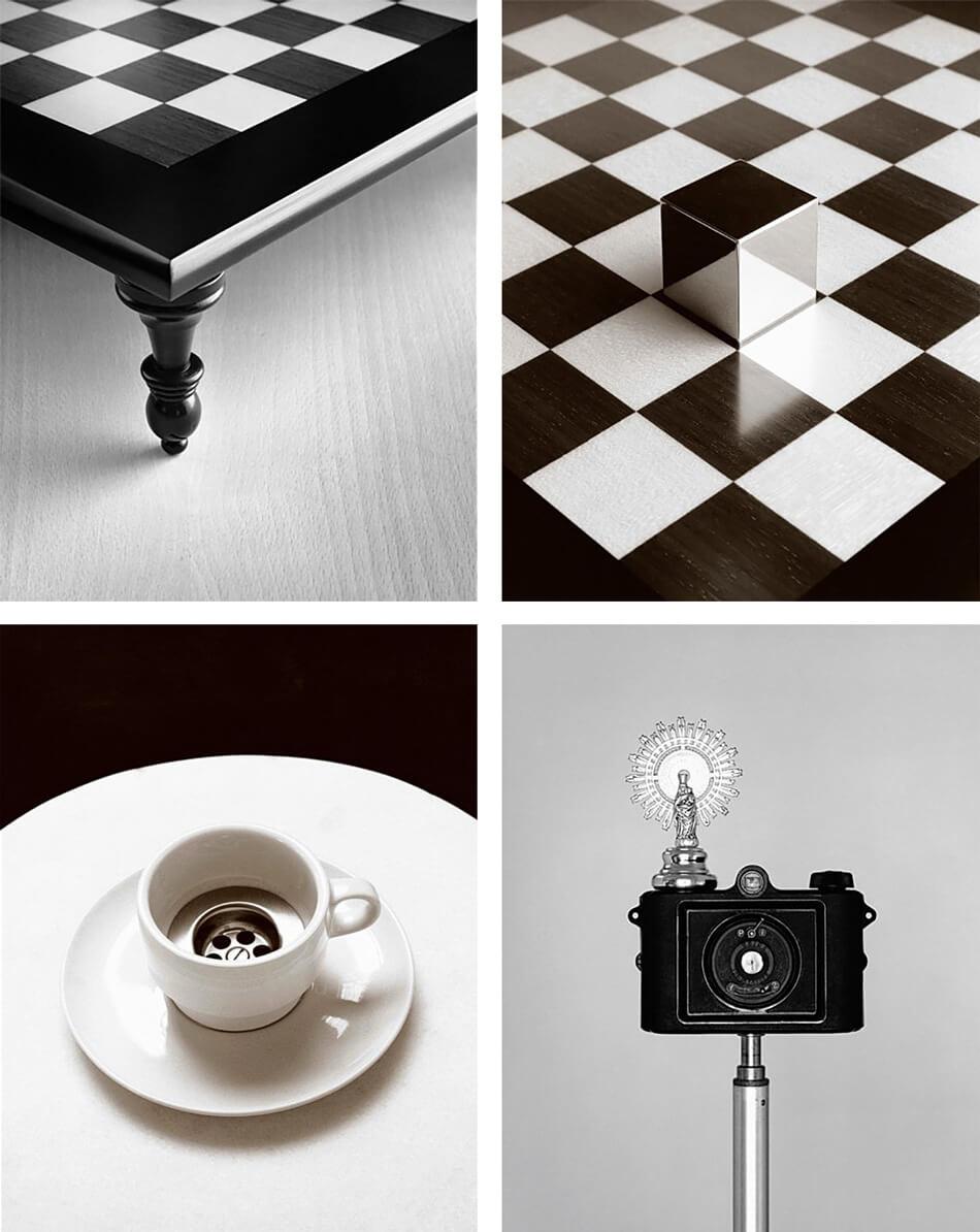Obras fotográficas de Chema Madoz © Chema Madoz