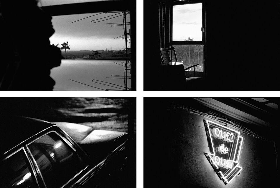 Fotografía paisajística en blanco y negro de Bernat Gutiérrez