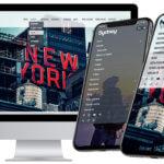 Novedad: nuevos menús web Dropdown desktop y Cool mobile
