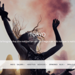 Novedad: Aplica transparencias en los menús, contenidos, pie web, fondos,... de tu página web de fotografía